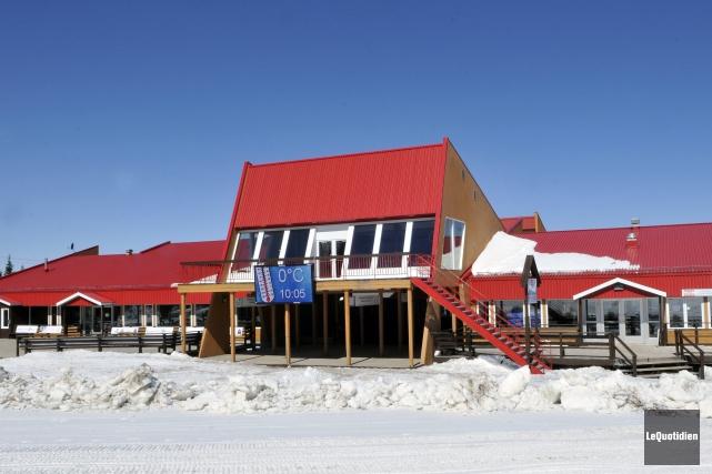 La station de ski Le Valinouët pourrait être... (Photo archives Le Quotidien, Rocket Lavoie)