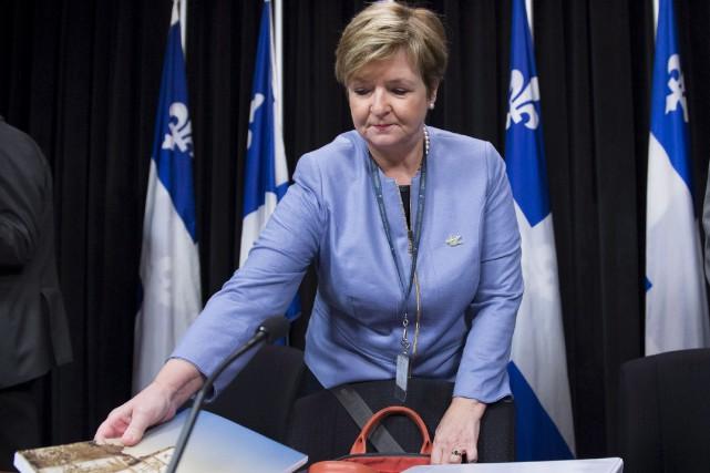 La vérificatrice générale affirme que la Commission n'avait... (La Presse canadienne, Jacques Boissinot)
