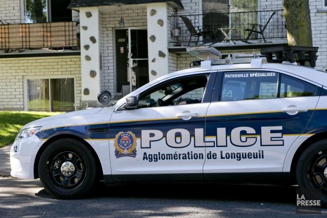 Le Service de police de l'agglomération de Longueuil (SPAL) vient d'arrêter un... (PHOTO DAVID BOILY, archives LA PRESSE)