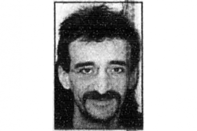 Stéphane Duperron en 1997... (PHOTO COURTOISIE)