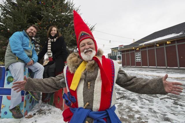 Papa Gnome, un personnage fantastique « venu de... (Spectre Média, Jessica Garneau)
