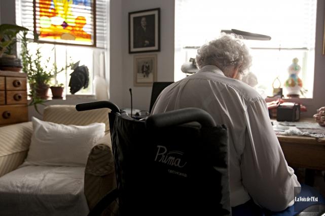 La maltraitance des personnes âgées n'est pas nouvelle et, surtout, ne relève... (Archives, La Voix de l'Est)