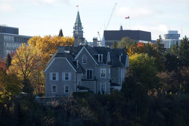 Après son élection, l'an dernier, Justin Trudeau a... (La Presse canadienne, Sean Kilpatrick)