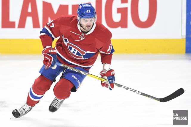 Alexander Radulov «aime Montréal, et les fans l'ont... (La Presse, Bernard Brault)