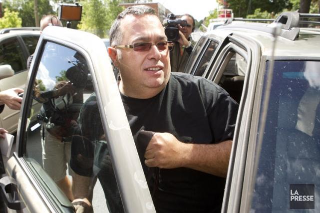 Luigi Corettiétait soupçonné d'avoir, entre 2008 et 2010,... (PHOTO ROBERT SKINNER, ARCHIVES LA PRESSE)