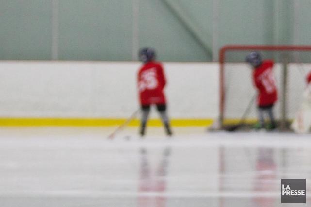 Les entraînements punitifs ont-ils leur place au hockey... (PHOTO OLIVIER JEAN, ARCHIVES LA PRESSE)