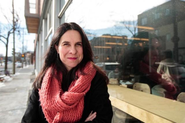 Valérie Plante, qui souhaite prendre la tête de... (PHOTO HUGO-SÉBASTIEN AUBERT, LA PRESSE)