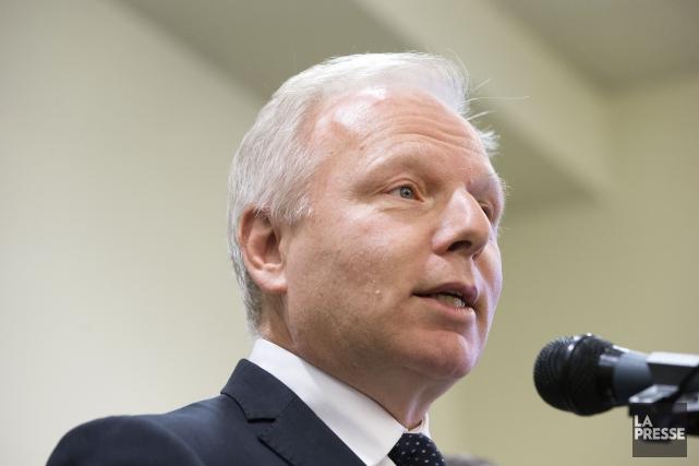 Le chef du Parti québécois, Jean-François Lisée.... (Photo Robert Skinner, archives La Presse)