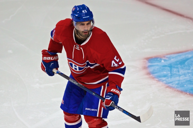 Mark Barberio disputera son premier match de la saison... (Photo André Pichette, archives La Presse)