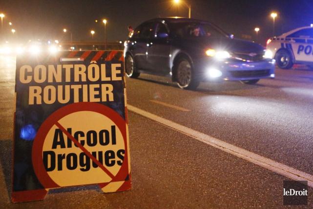 La Société de l'assurance automobile du Québec (SAAQ) et le Canadien de... (Photo Archives Le Droit)
