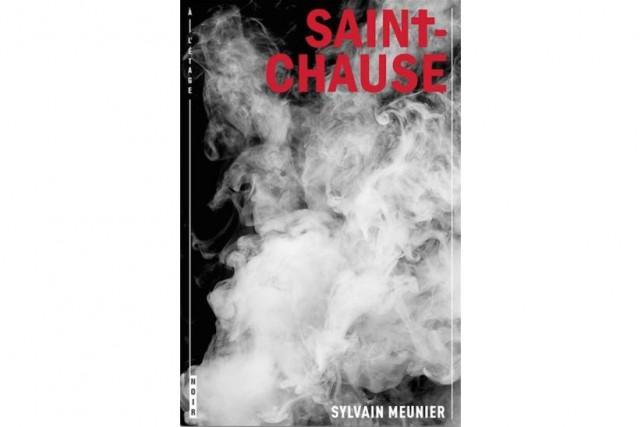 Saint-Chause, deSylvain Meunier... (Image fournie par À l'étage)