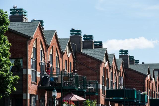 Près de la moitié des propriétaires canadiens n'ont pas une réserve d'argent... (Photo Edouard Plante-Fréchette, Archives La Presse)