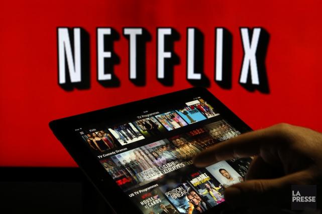 Si Netflix était soumis à la Loi sur... (Photothèque La Presse)