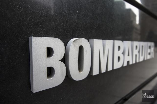 Cette levée d'options permet à Bombardier de garantir... (archives La Presse)