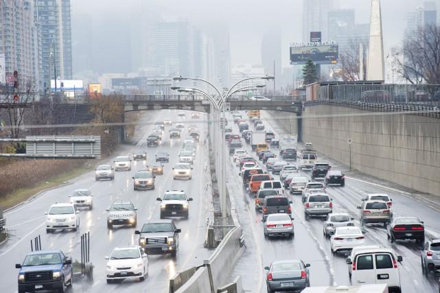 Selon des analystes, il s'agirait des premiers tarifs... (Photo Nathan Denette, La Presse canadienne)