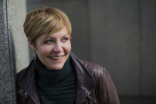 Marie-Chantal Perron incarne le personnage principal dans la... (La Presse)