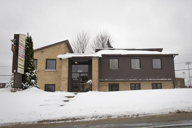 La Ville de Sherbrooke a acquis cet immeuble... (Spectre Média, André Vuillemin)
