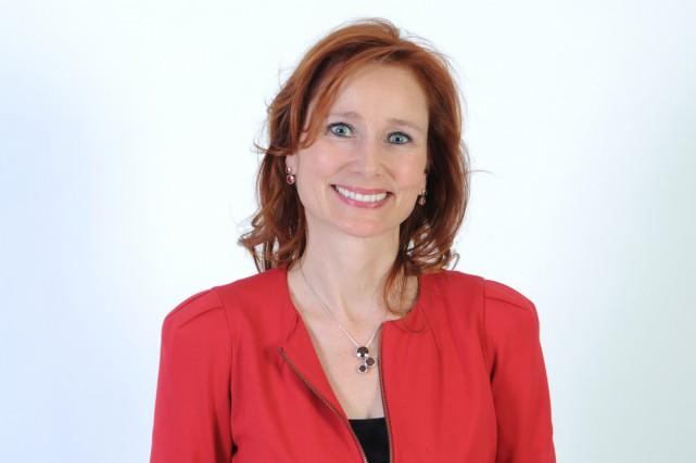 La directrice générale de la Chambre de commerce... (Photo courtoisie)
