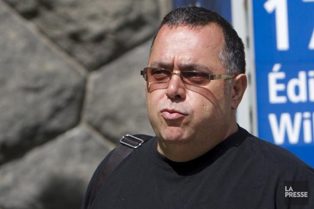 Luigi Coretti, photographié en 2012... (archives La Presse)