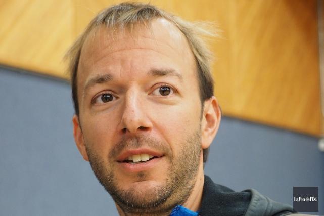 Selon l'entraîneur Philippe Côté-Jacques, les Inouk ne se... (archives La Voix de l'Est)