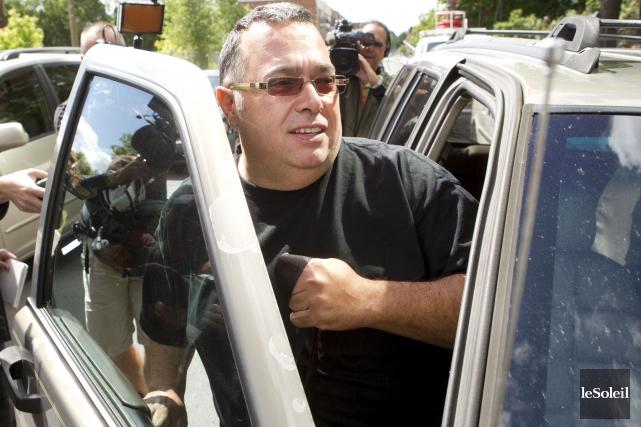 Luigi Coretti, ex-président de la firme de sécurité... (Photothèque Le Soleil)