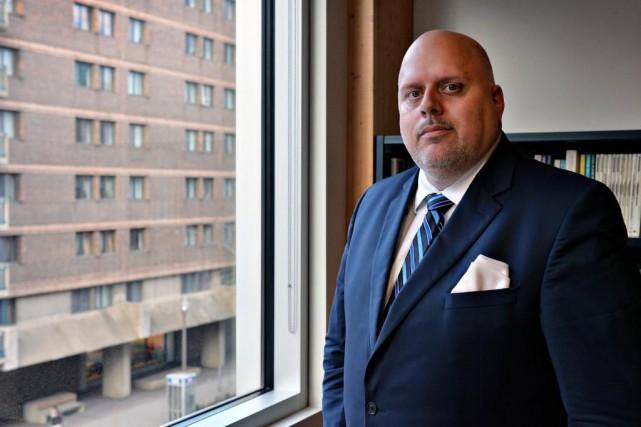 Michel Paradis, conseiller senior au Centre de transfert... (Photo Patrice Laroche,Le Soleil)