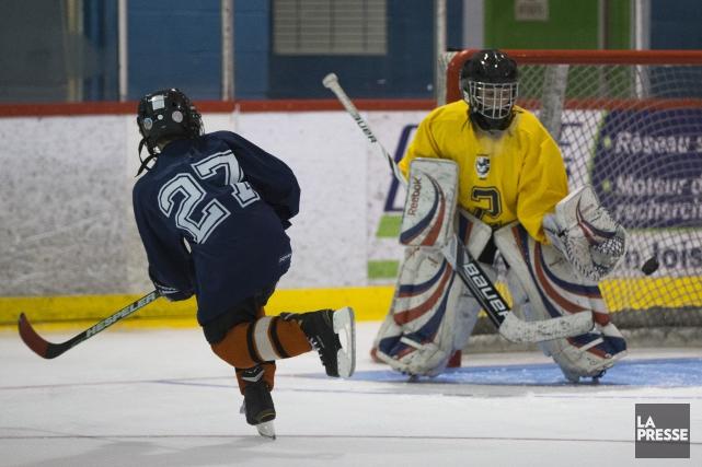 Hockey Québec a envoyé hier un courriel aux entraîneurs et associations de... (Photo Olivier Jean, archives La Presse)