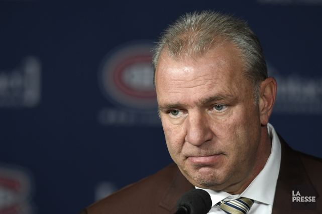 Michel Therrien... (Photo Bernard Brault, La Presse)