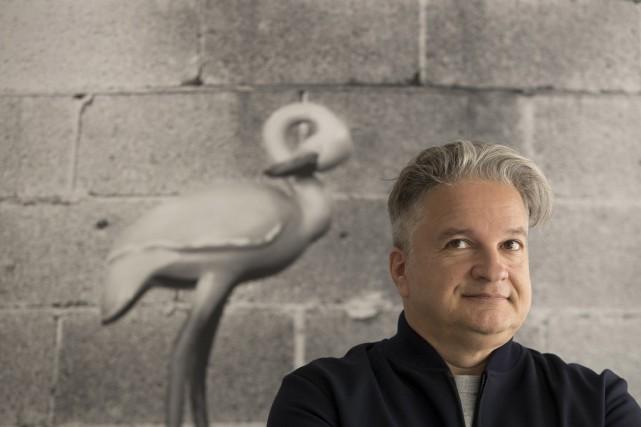 Daniel Bélanger... (La Presse)