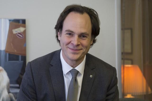 S'il est élu recteur de l'UdeS, le doyen... (Spectre Média, René Marquis)