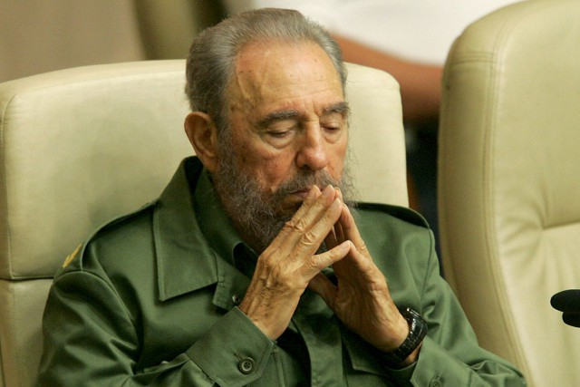 Fidel Castro est décédé vendredi soir à La... (AFP)