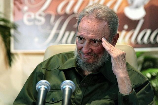 Plkusieurs chefs d'État ont réagi au décès de... (PHOTO ARCHIVES AFO/CUBADEBATE)