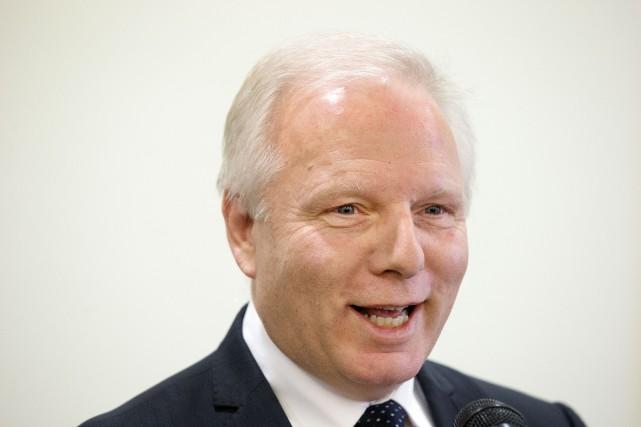 Le chef du Parti québécois, Jean-Francois Lisée... (La Presse photo Robert Skinner ,)