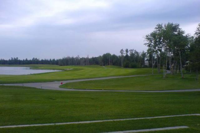 Le club de golf La Tempête... (Photothèque Le Soleil)