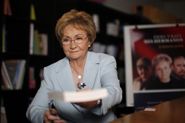 Juanita Castro, née en 1933, est la seule... (Photo archives Reuters)