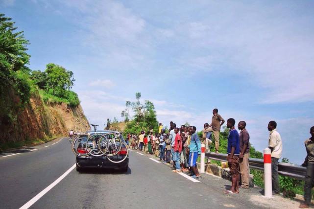 Le Tour du Rwanda avait lieu du 13... (Photo tirée de Facebook)