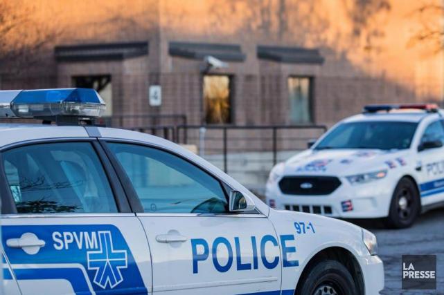 Le SPVM enquête sur cette tentative de meurtre... (Archives La Presse, ÉDOUARD PLANTE-FRÉCHETTE)