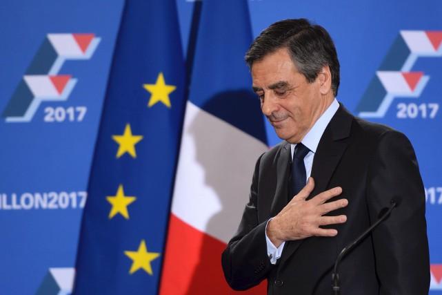 Homme austère, François Fillon a concédé cette semaine... (AFP,  ÉRIC FEFERBERG)
