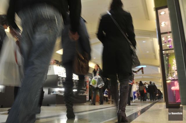 Alors que les consommateurs s'engagent plus ou moins... (Stéphane Lessard, Le Nouvelliste)