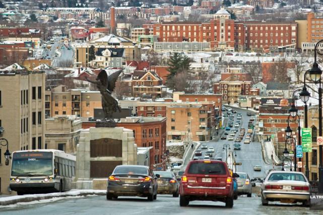 Le plan d'optimisation à la Ville de Sherbrooke... (Spectre Média, Jessica Garneau)