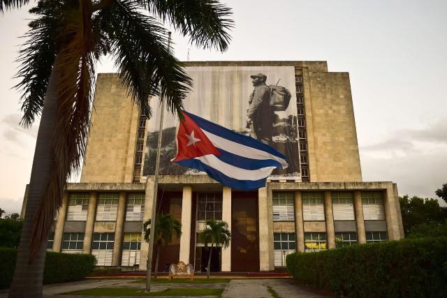 La Havane devrait sortir de sa torpeur aujourd'hui,... (AFP)