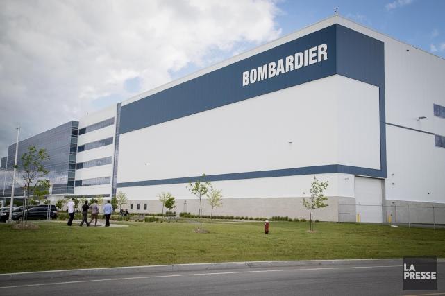 Bombardier livrera lundi son premier CS300, le plus gros appareil de sa famille... (Archives La Presse)