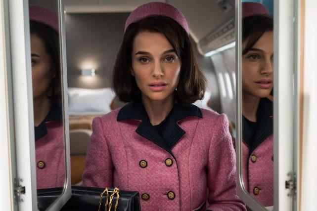 Natalie Portman dans Jackie... (Photo fournie par Protozoa Pictures)
