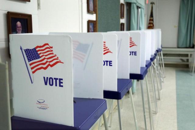 Quelque 120 millions d'Américains ont exercé leur droit... (PHOTO GREGG NEWTON, ARCHIVES AGENCE FRANCE-PRESSE)