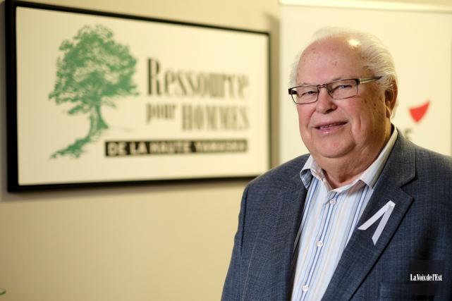 Bertrand Proulx, directeur général de l'organisme Ressources pour... (Alain Dion, La Voix de l'Est)