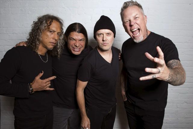 Metallica... (AP, Charles Sykes)