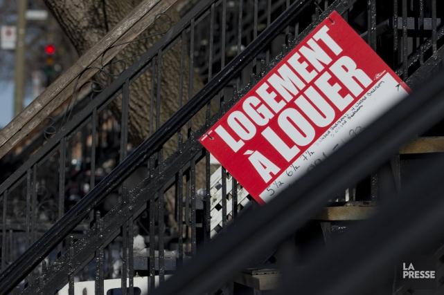 Plusieurs régions du Québec présentent des taux d'inoccupation des logements... (Archives, La Presse)