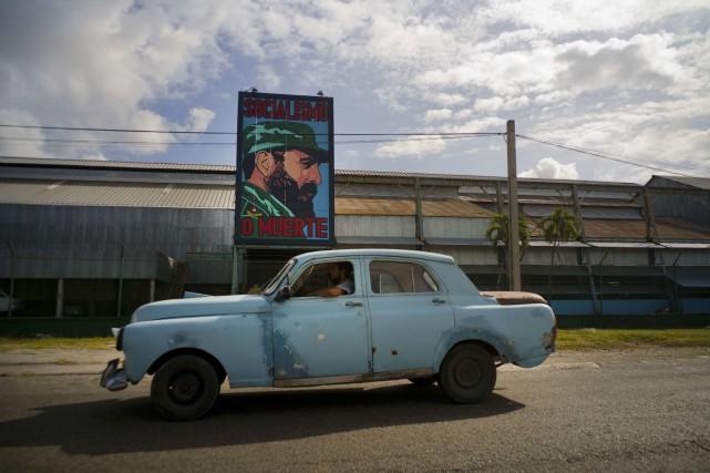 Habitué des séjours de travail humanitaire à Cuba,... (AP)