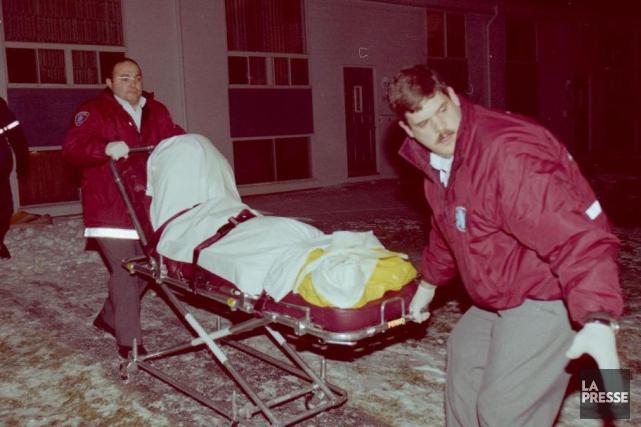 Le 20 janvier 1996,Mahmoud El-Tomi a tué sa... (PHOTO BERNARD BRAULT, ARCHIVES LA PRESSE)