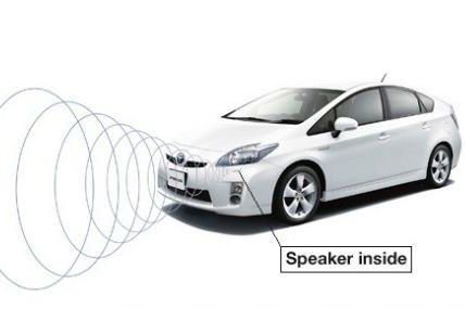 Toutes les autos électriques devront être équipées de... (Image : Toyota)